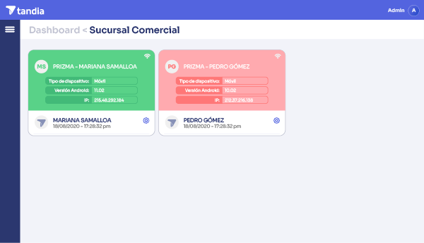 icono Control de usuarios